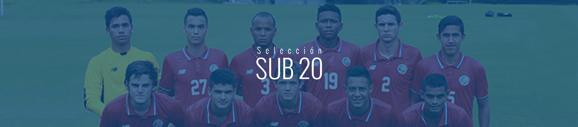Selección Sub 20 Masculina hover