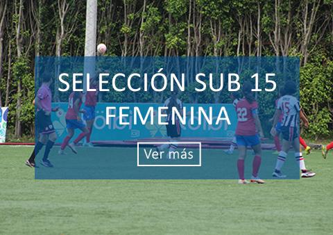 femenina sub 15
