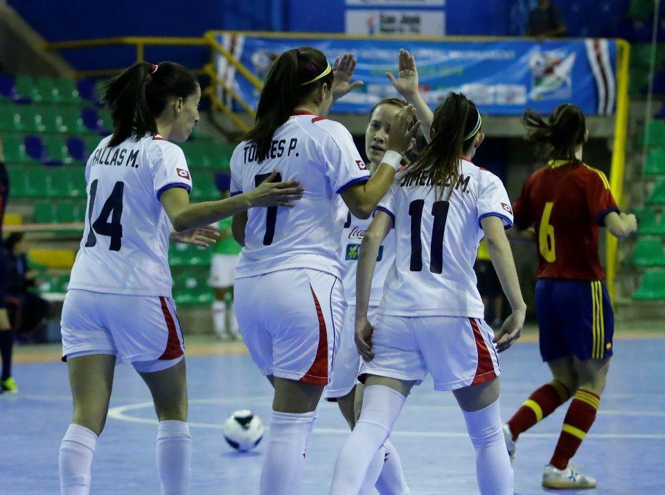 V Mundial Femenino de Futsal