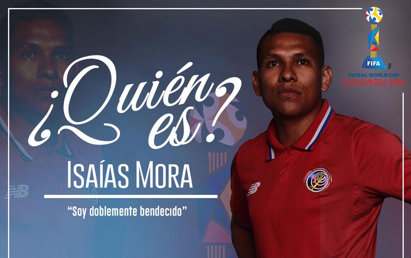 ¿Quién es Isaías Mora?
