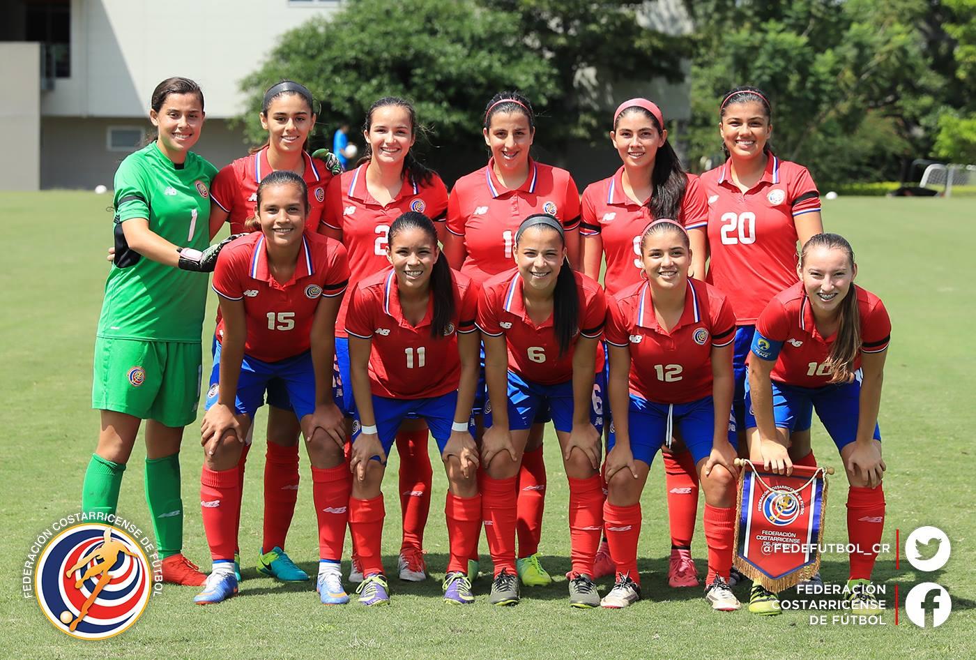 Gran empate de la sub 20 femenina ante Venezuela