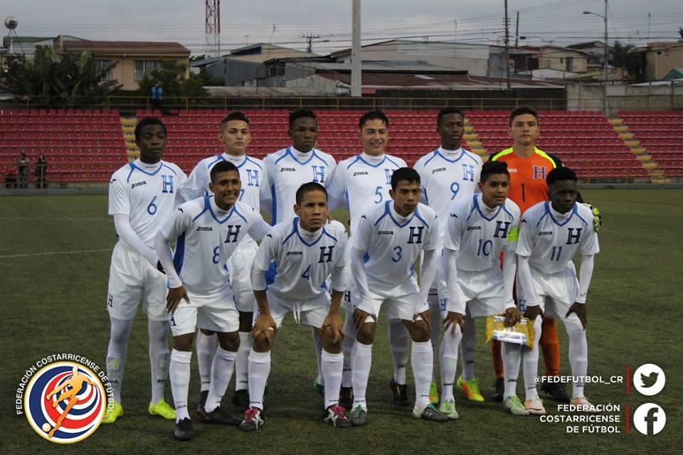 Honduras inició con victoria