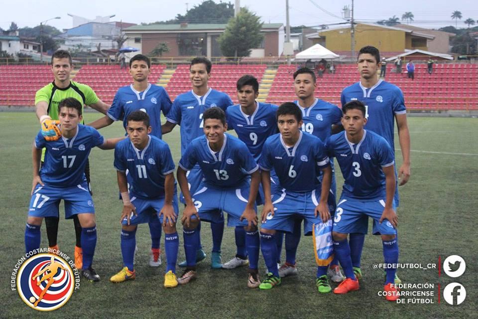 El Salvador aseguró la clasificación