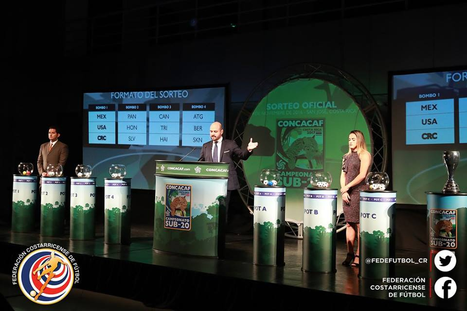 Sele sub 20 ya tiene rivales para Premundial