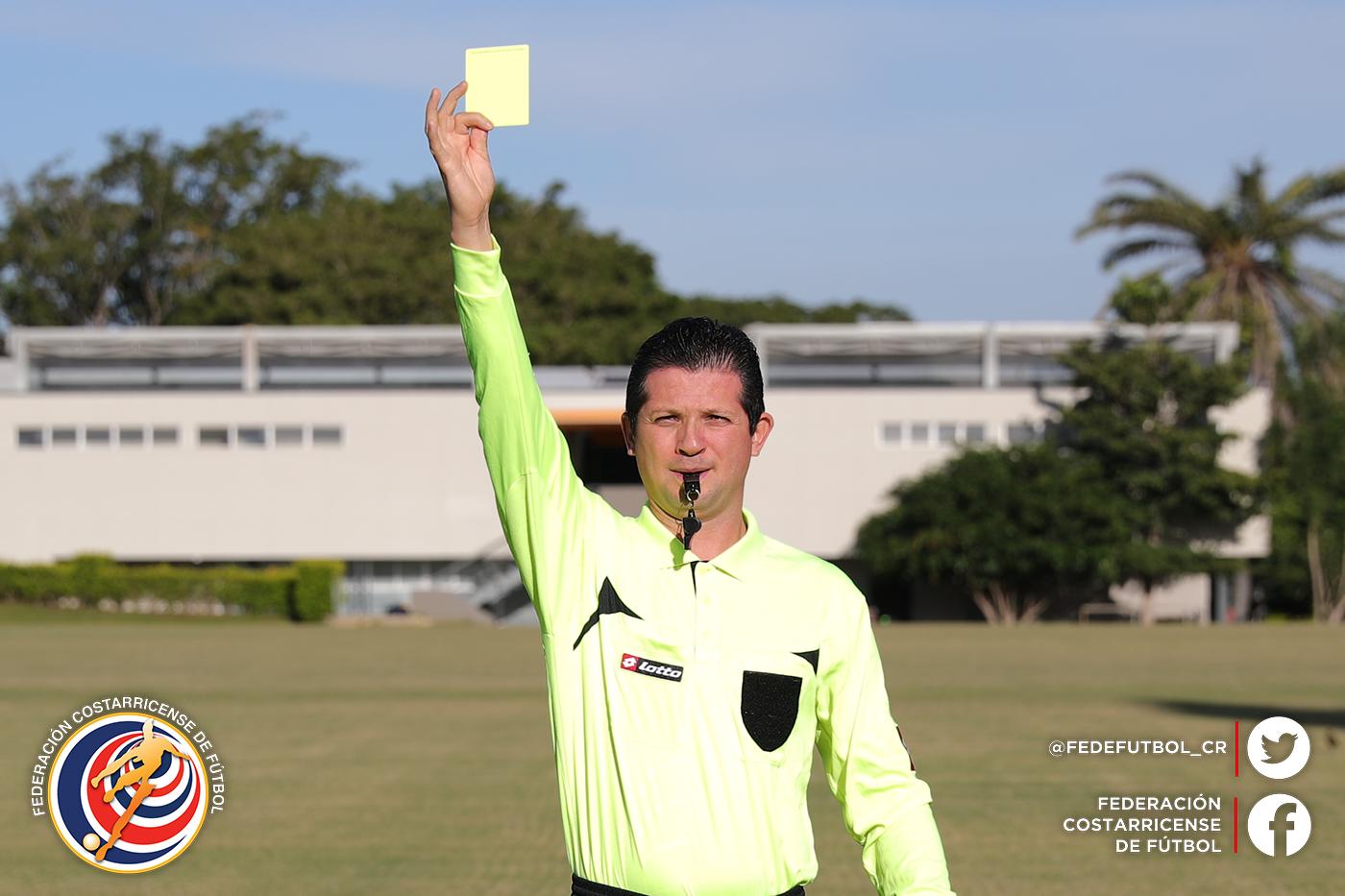 Nombramientos arbitrales para la jornada 18