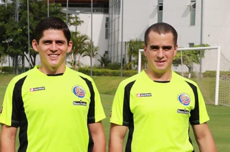 Dos árbitros ticos a la Copa UNCAF