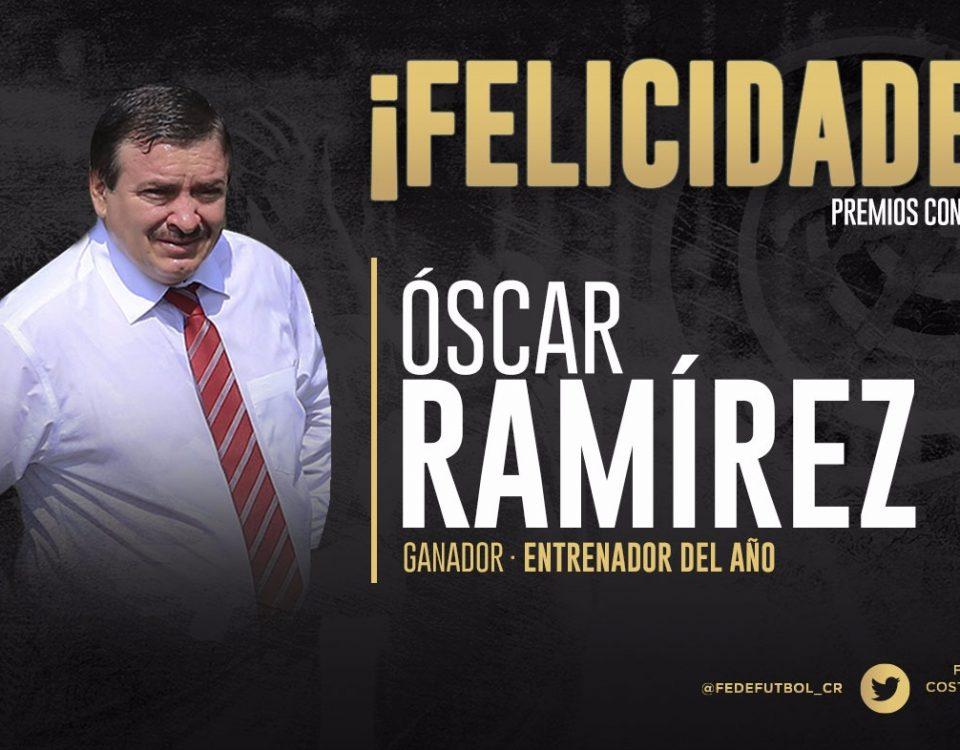 óscar Ramirez