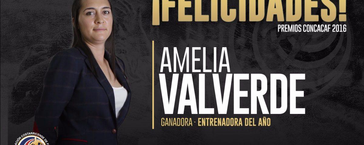 Amelia Valverde mejor DT 2016