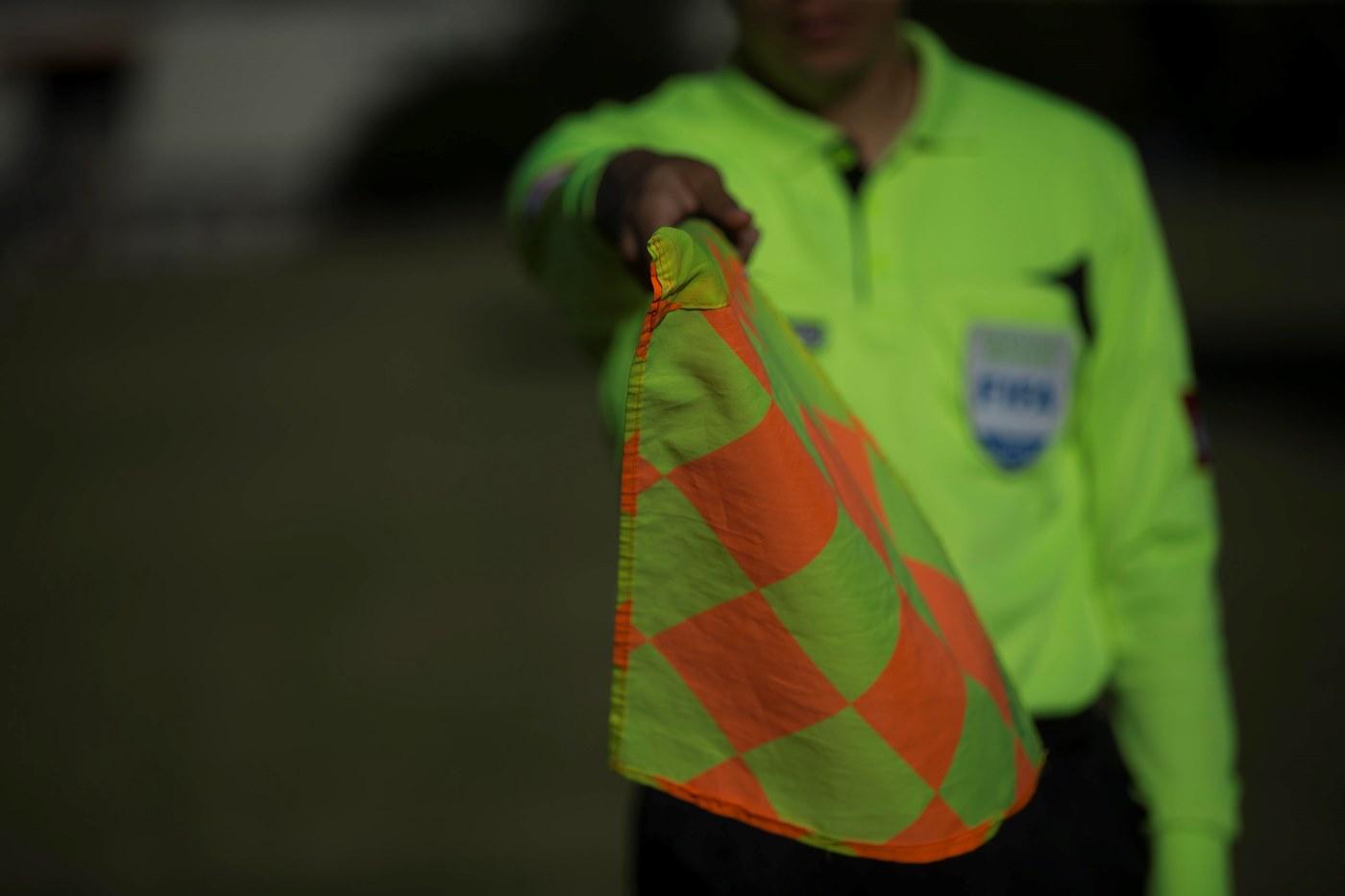 Designados árbitros para la jornada 21 de la Primera División