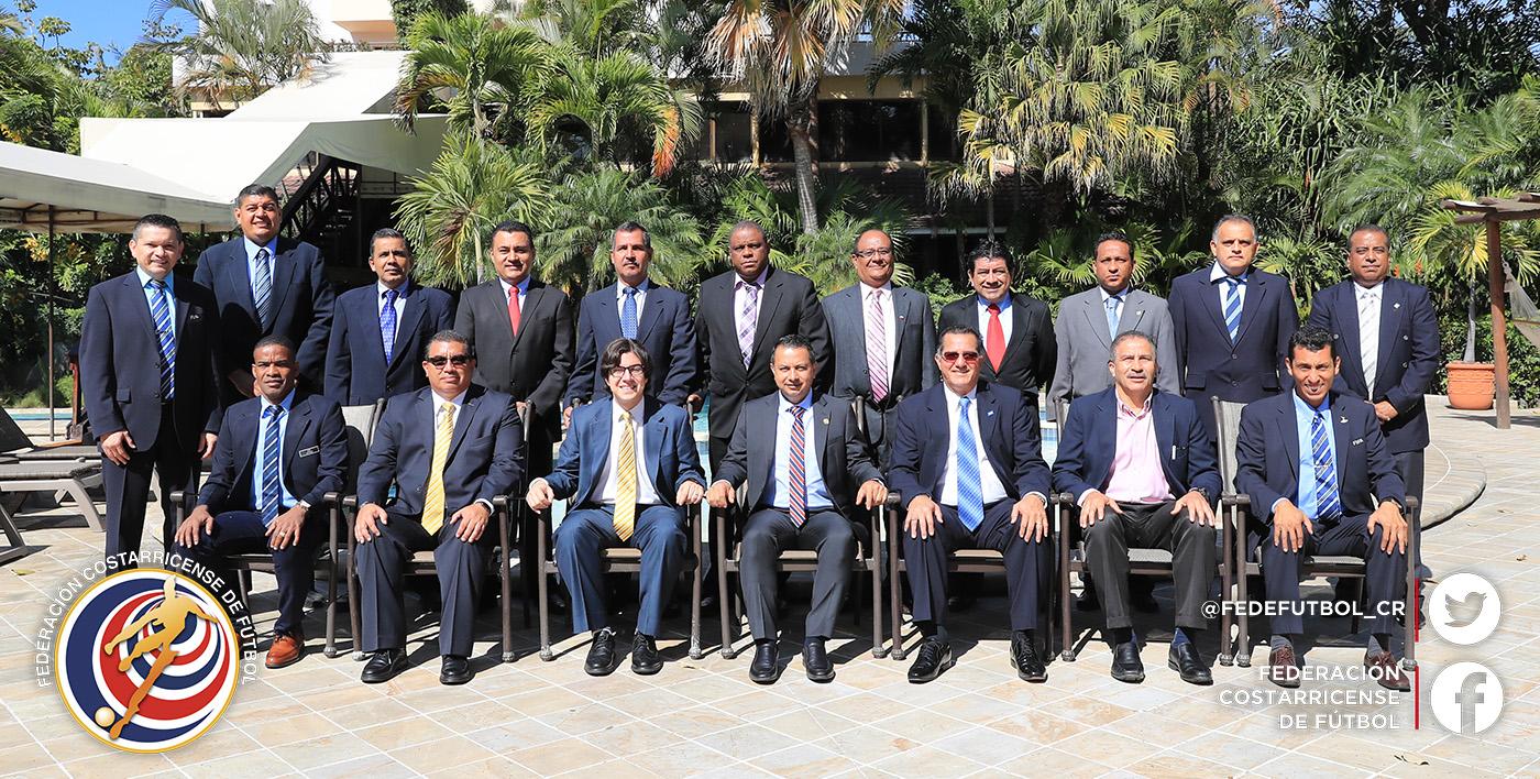 Arbitraje centroamericano se reúne en Costa Rica