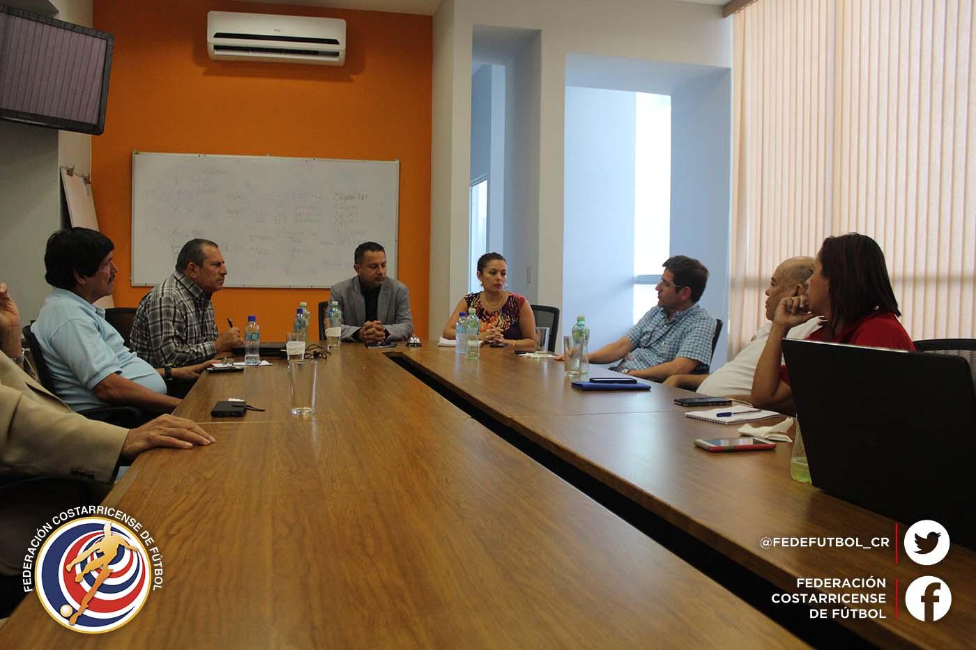 FEDEFUTBOL crea Comisión de Infraestructura