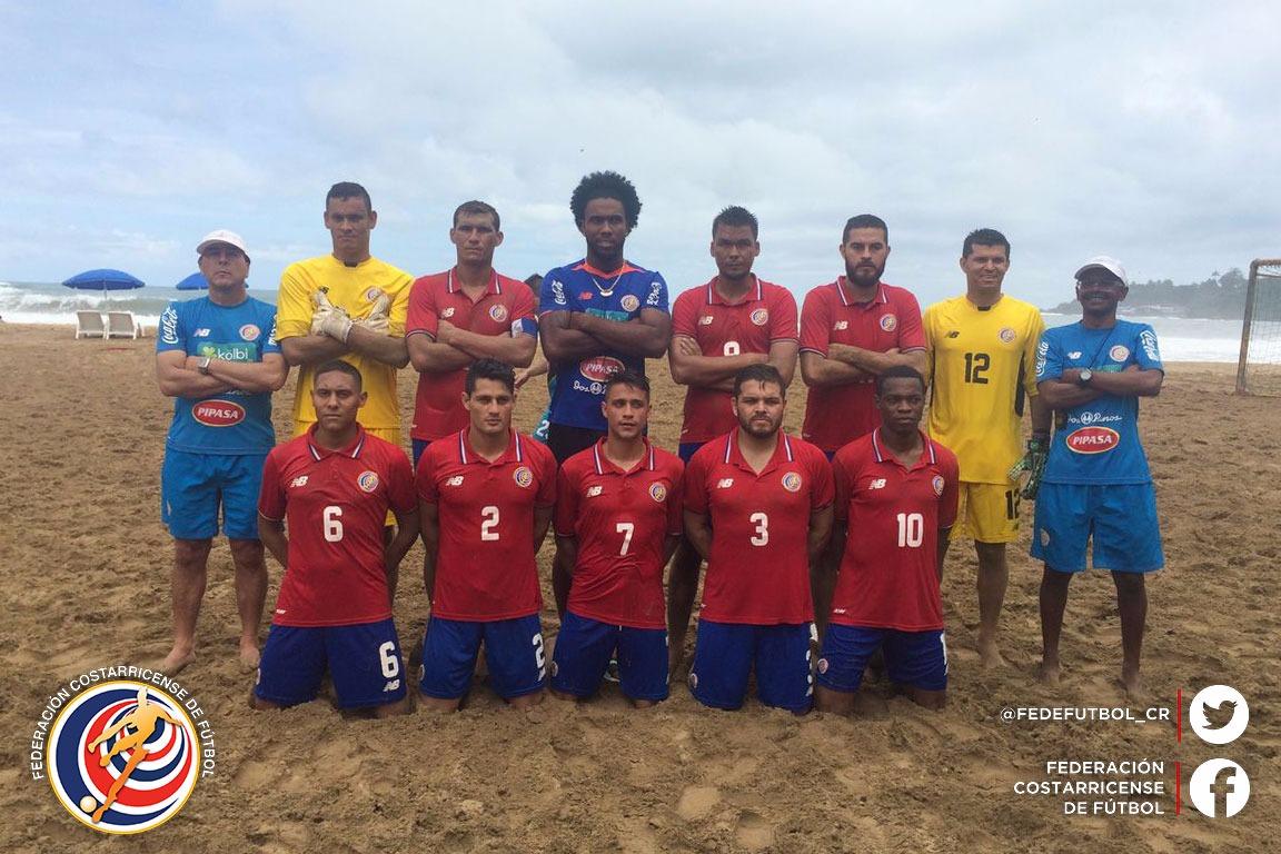Playa cerró exitosa preparación en Limón