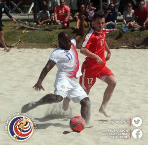Partido Futbol Playa