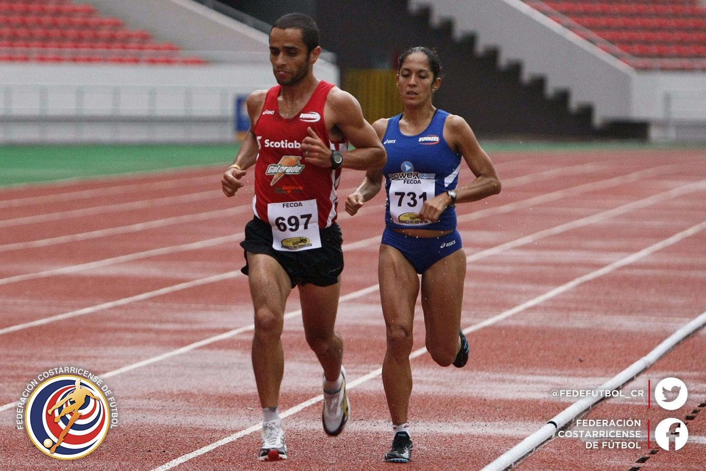 Carrera de La Sele contará con grandes atletas