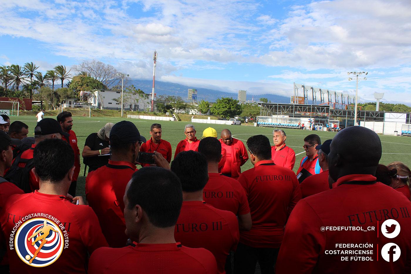 Nota alta para Futuro III en Costa Rica