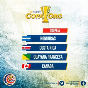 Grupo A Copa Oro