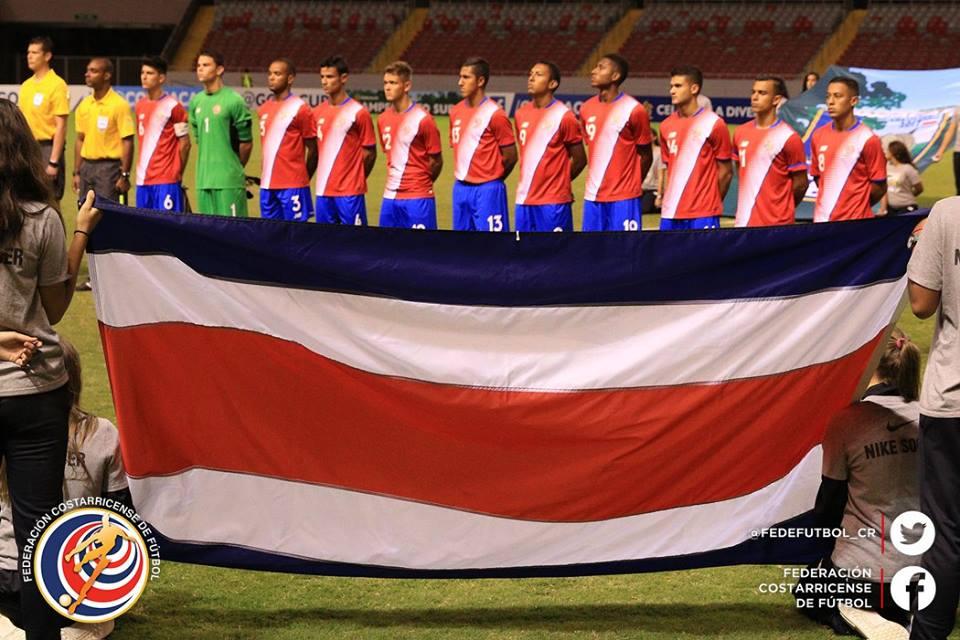 Debutaremos ante Irán en el Mundial Sub 20