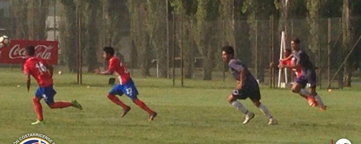 Sub 17-Vélez