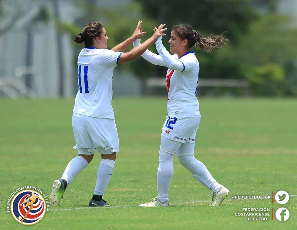 Sub 20 femenina saca victoria con goleada ante Cuba