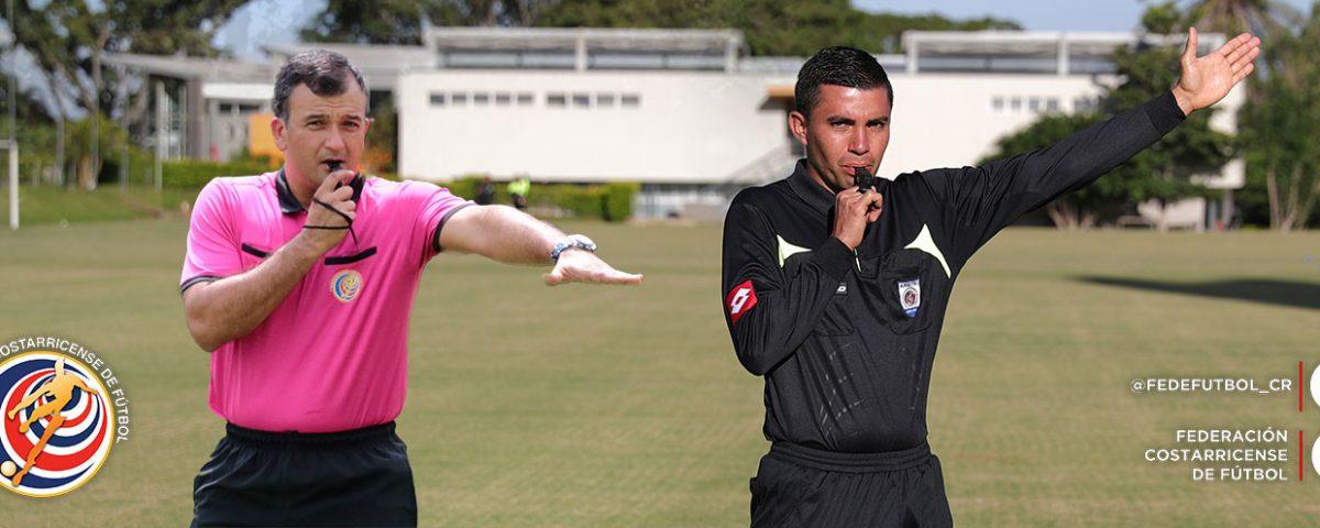 Pedro Navarro y Adrián Chinchilla