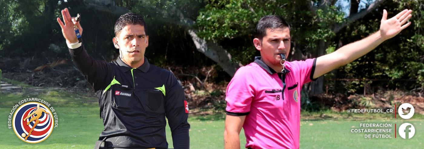 Hugo Cruz y Adrián Elizondo