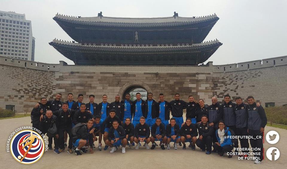 Juveniles visitaron sitios históricos de Seúl