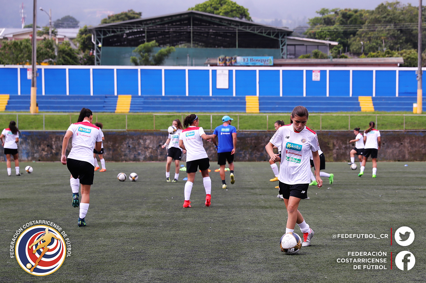 Preparación física será clave en torneo UNCAF