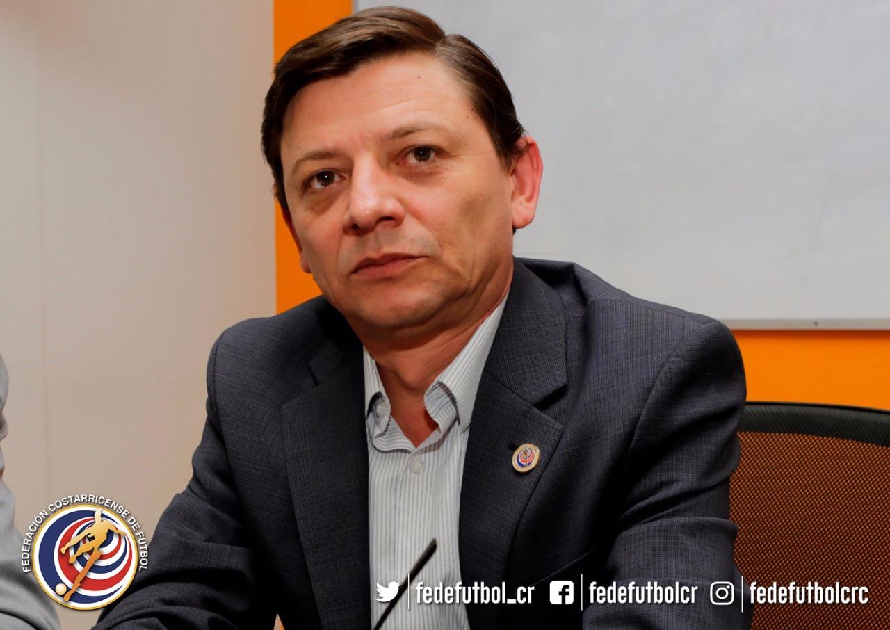 Jorge Hidalgo se une al Comité Ejecutivo