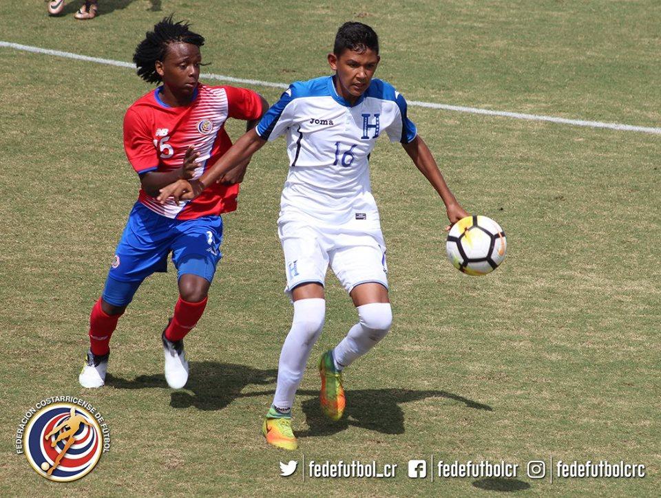 Sub 15 cierra torneo CONCACAF con victoria