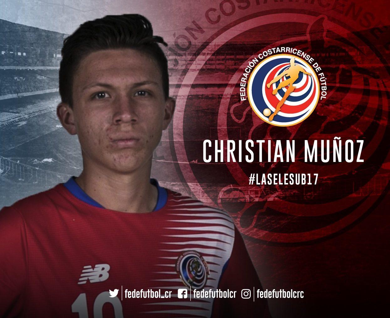 ¿Quién es Christian Muñoz?