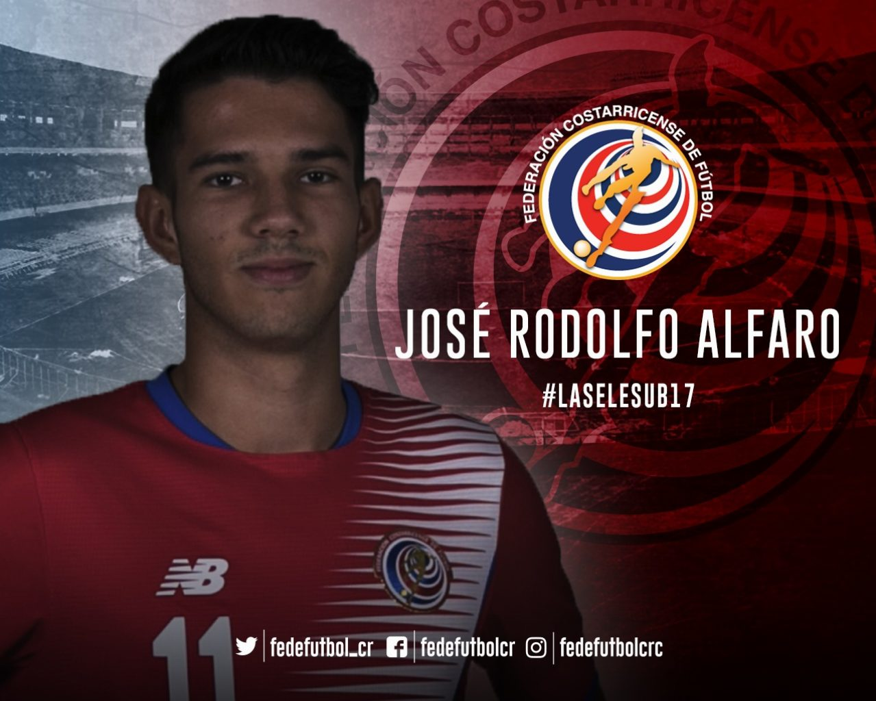 ¿Quién es José Rodolfo Alfaro?