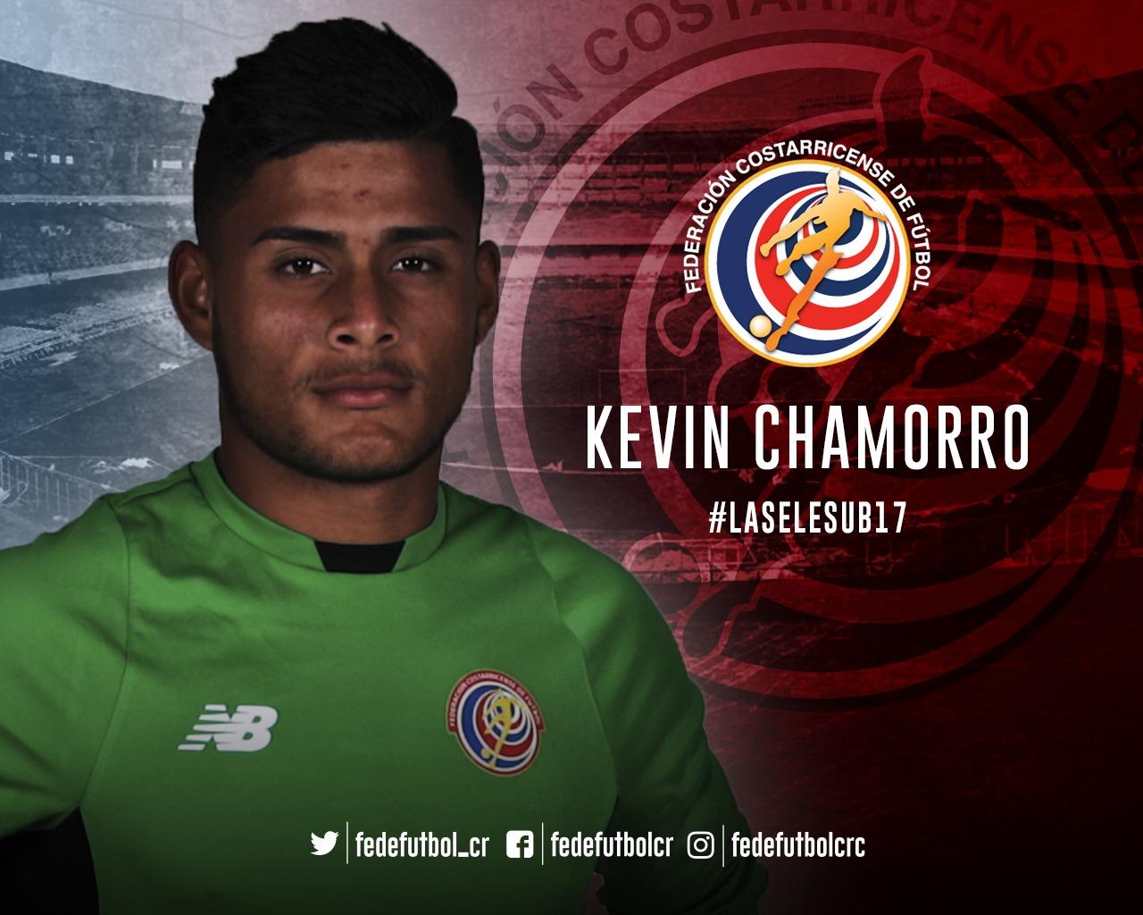 ¿Quién es Kevin Chamorro?