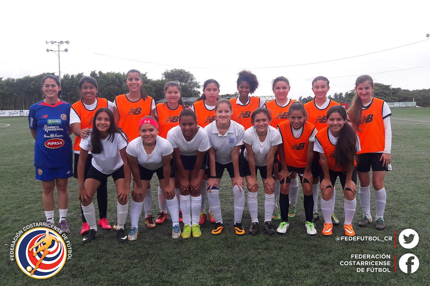 FEDEFUTBOL vibrará con final de regionales femeninas