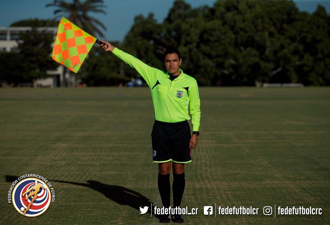 Víctor Ramírez con titularidad en el arbitraje