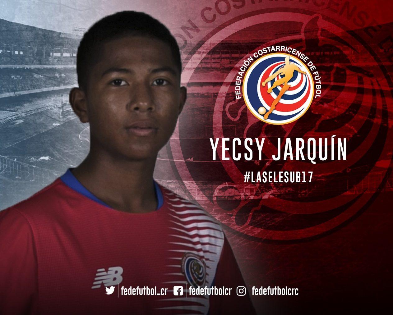 ¿Quién es Yecxy Jarquín?