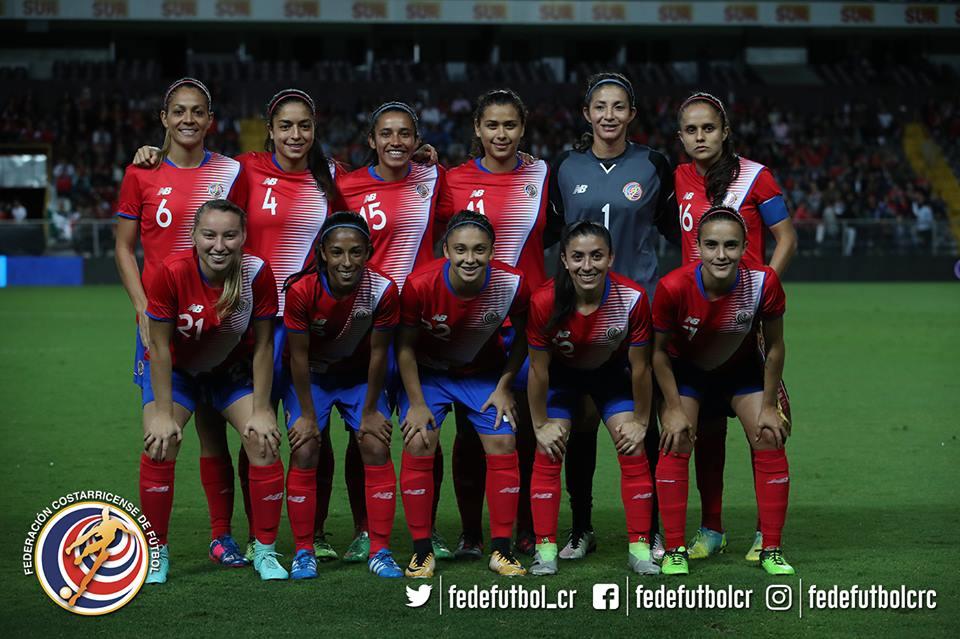 Con buen espectáculo, Costa Rica derrotó a México