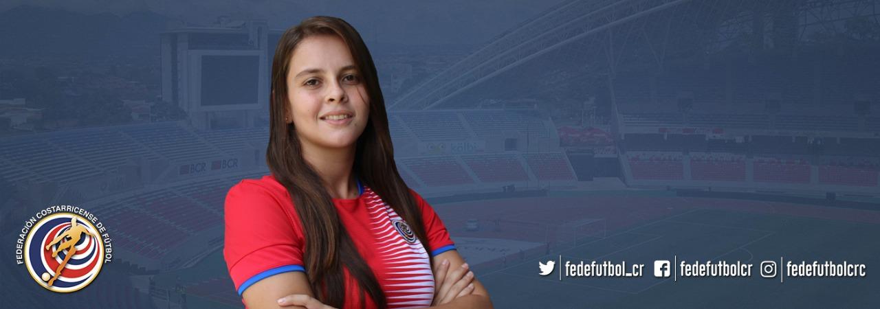 Diana Araya: de Pococí a la Selección Nacional