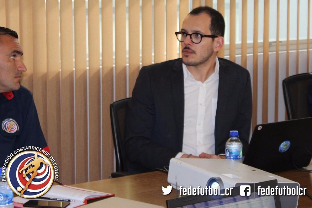Gerente de desarrollo de FIFA destaca trabajo de la FEDEFUTBOL