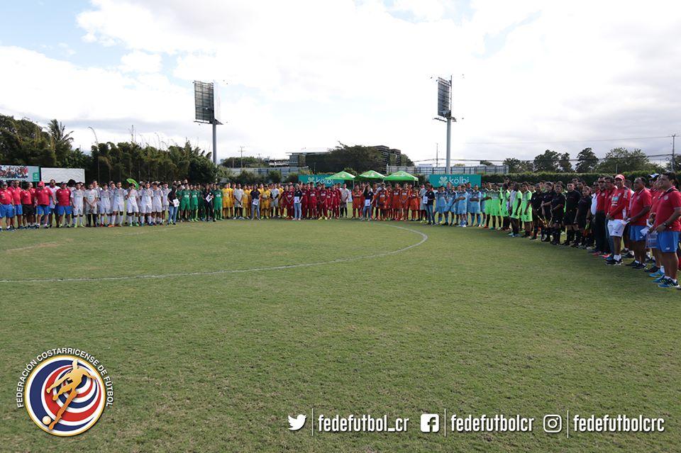 FEDEFUTBOL vibró con la final de selecciones regionales