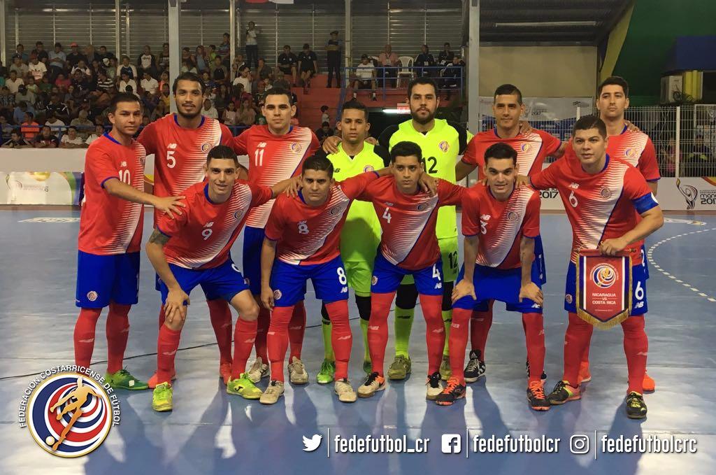 Enfrentaremos a Canadá en Futsal