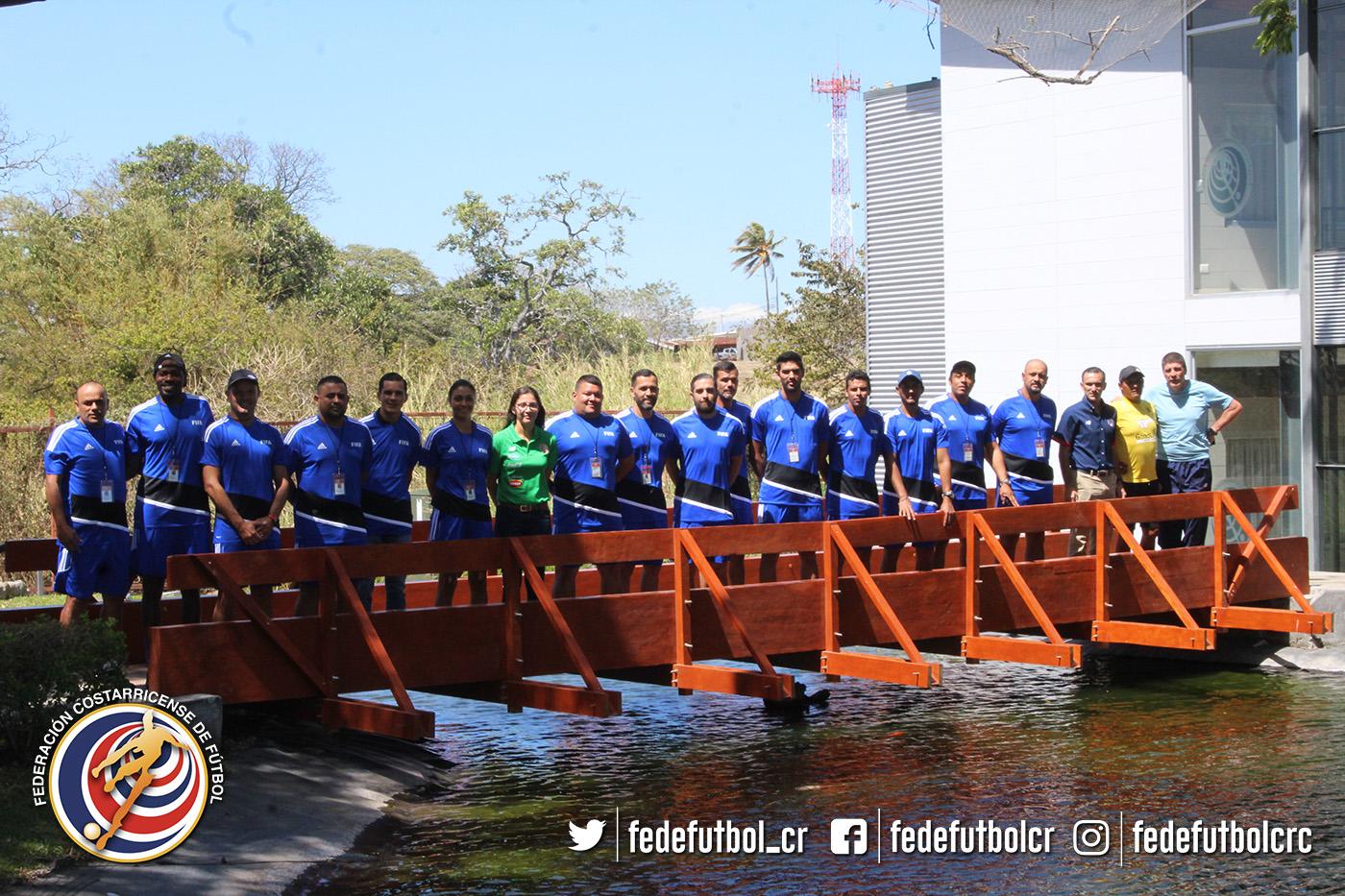 FEDEFUTBOL refuerza trabajo de preparadores de porteros