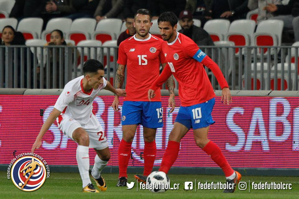 Gran prueba ante Túnez