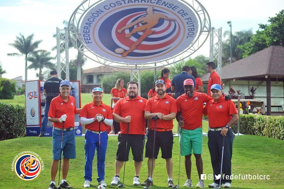 Exitoso torneo de golf La Sele-New Balance