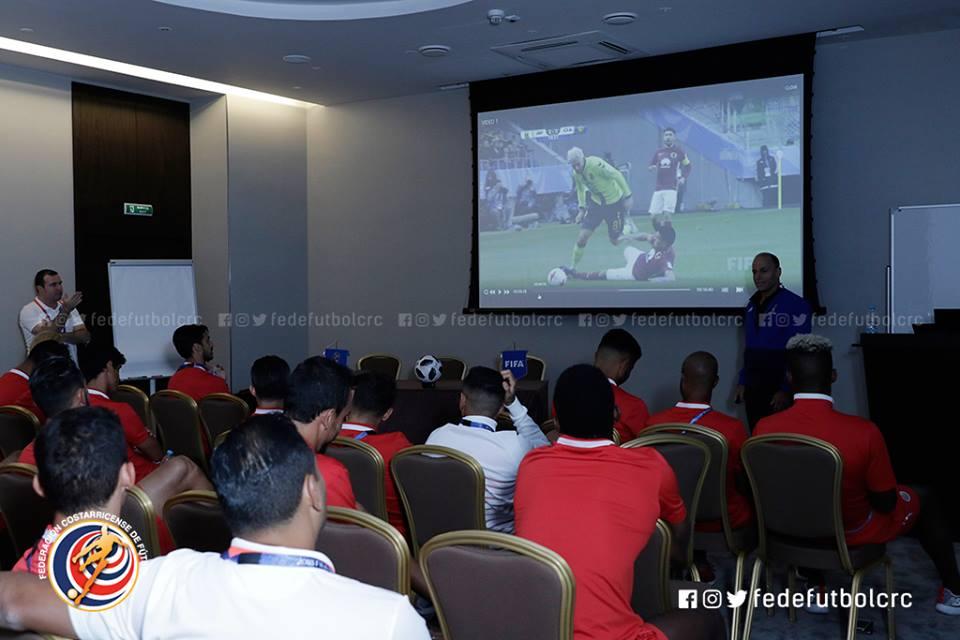 FIFA se reunió con la Tricolor