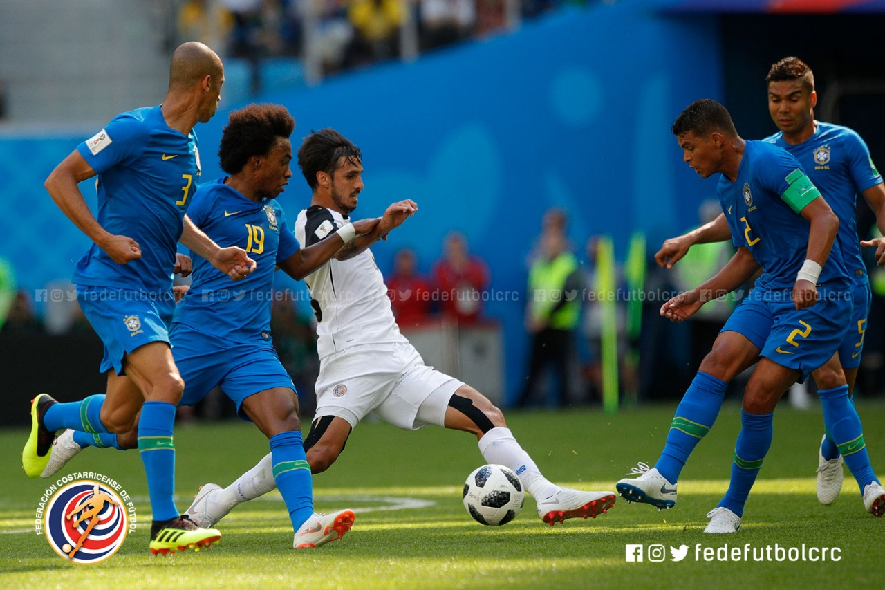 Dolorosa derrota ante Brasil