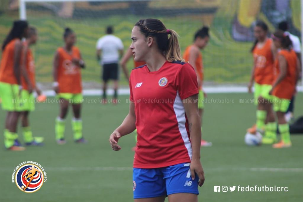 Melissa Herrera no estará en fase final de los JCC