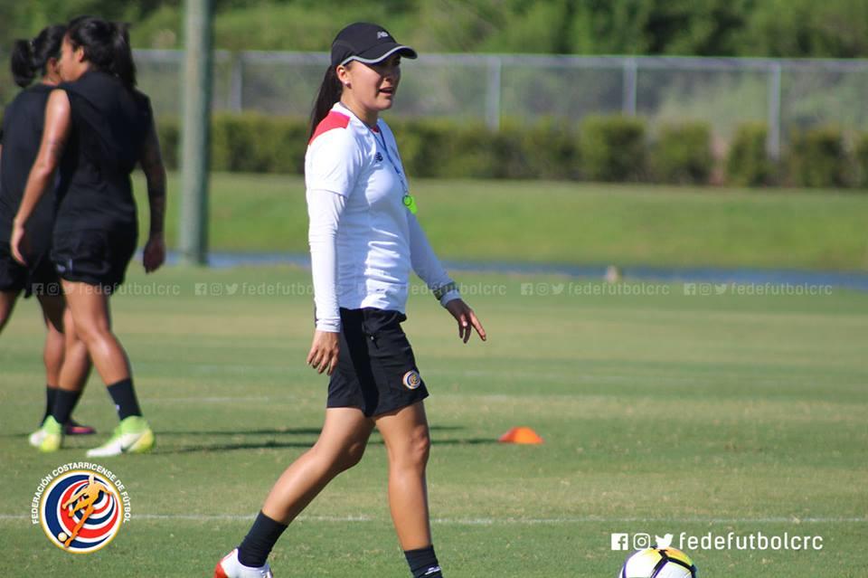 """Amelia Valverde: """"La clasificación se nos fue ante Jamaica"""""""
