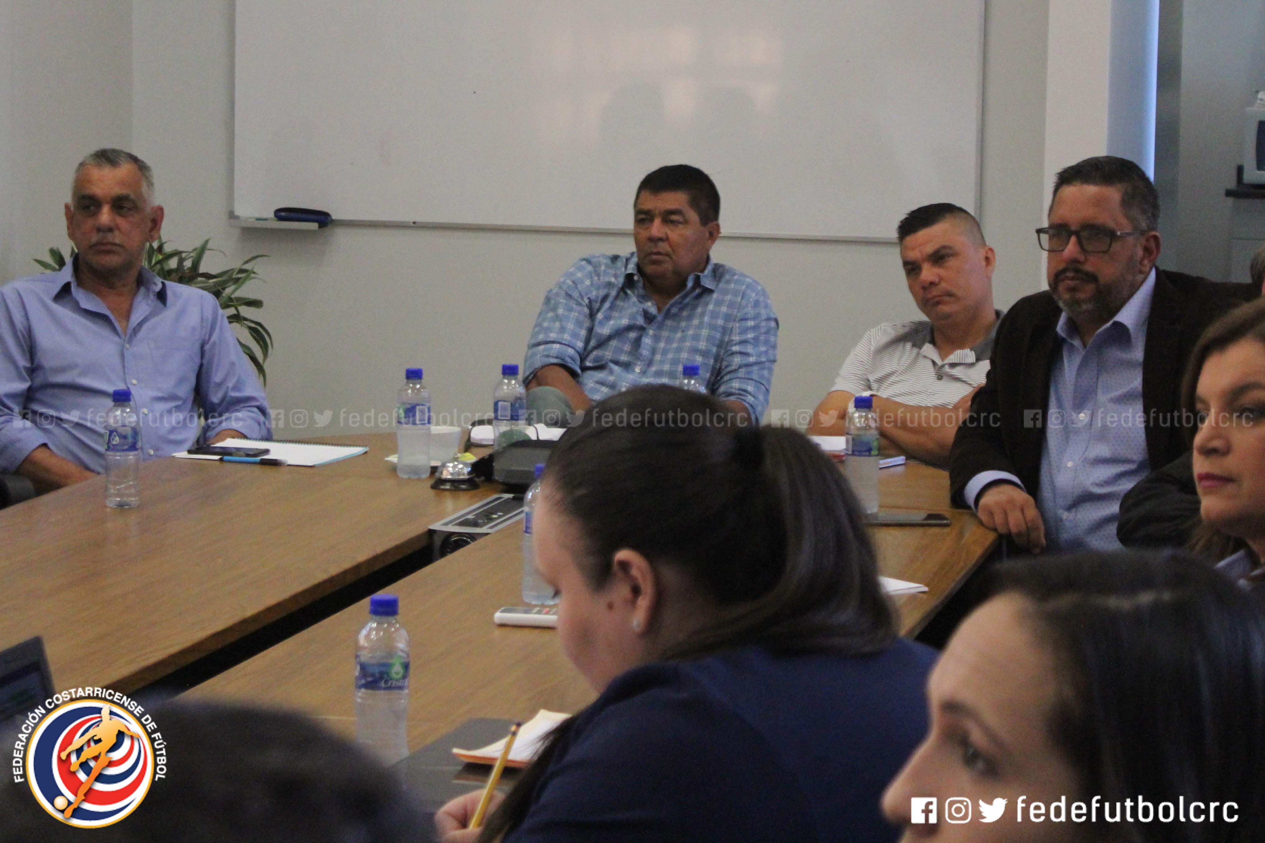 FEDEFUTBOL presentó Plan estratégico a las Ligas