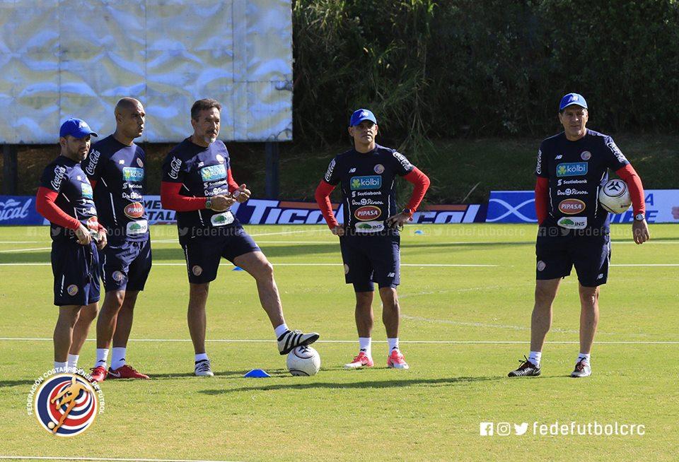Matosas arrancó trabajos con La Sele