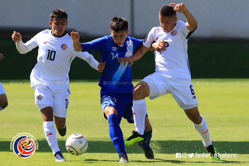 CONCACAF rediseña Premundial Sub 17